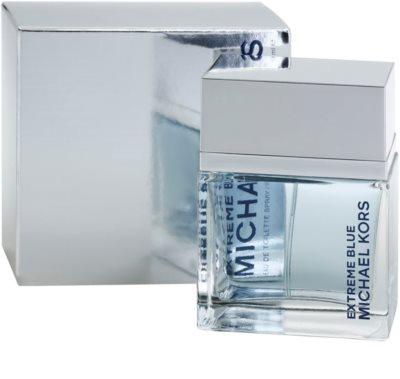 Michael Kors Extreme Blue toaletna voda za moške 2