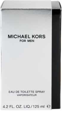 Michael Kors Michael For Men eau de toilette para hombre 4