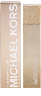 Michael Kors Rose Radiant Gold парфюмна вода за жени