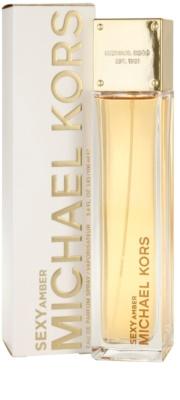 Michael Kors Sexy Amber eau de parfum nőknek 1