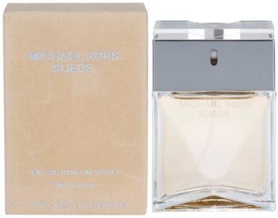 Michael Kors Suede eau de parfum nőknek
