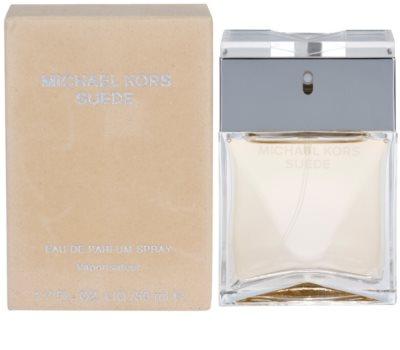 Michael Kors Suede eau de parfum para mujer