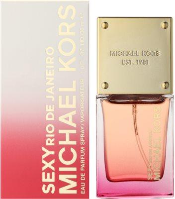 Michael Kors Sexy Rio De Janeiro Eau de Parfum para mulheres