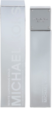 Michael Kors White Luminous Gold eau de parfum nőknek