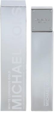 Michael Kors White Luminous Gold eau de parfum para mujer