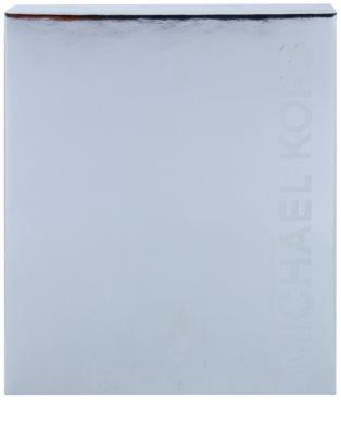 Michael Kors White Luminous Gold darilni set 2