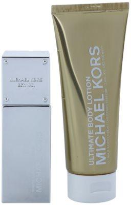 Michael Kors White Luminous Gold darilni set 1