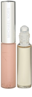 Michael Kors Michael Kors Eau de parfum roll-on para mujer  + brillo de labios 2
