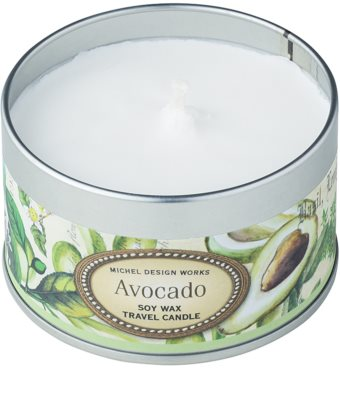 Michel Design Works Avocado Scented Candle  in Tin (20 Hours)