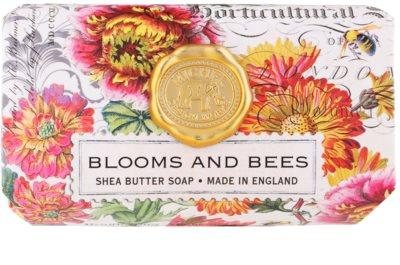 Michel Design Works Blooms and Bees hydratační mýdlo s bambuckým máslem