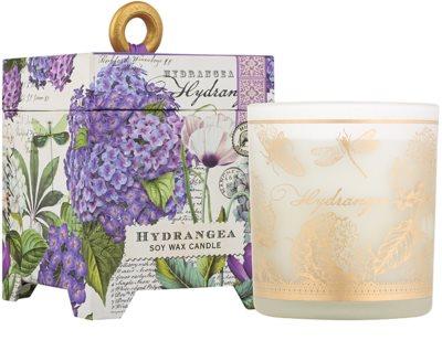 Michel Design Works Hydrangea dišeča sveča   v steklu (40 Hours)