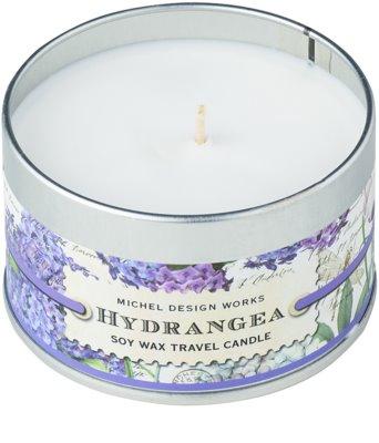 Michel Design Works Hydrangea vonná svíčka  v plechu (20 Hours)