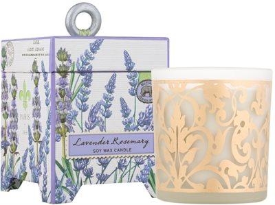 Michel Design Works Lavender Rosemary świeczka zapachowa   w szkle (65-80 Hours)