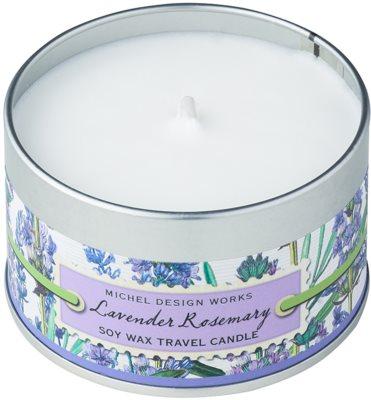 Michel Design Works Lavender Rosemary świeczka zapachowa   w puszcze (20 Hours)