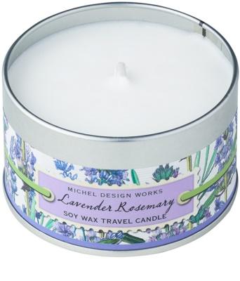 Michel Design Works Lavender Rosemary vela perfumado  Em placa (20 Hours)