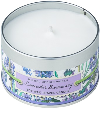 Michel Design Works Lavender Rosemary vonná sviečka  v plechu (20 Hours)