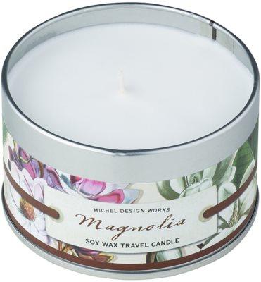 Michel Design Works Magnolia vela perfumado  Em placa (20 Hours)
