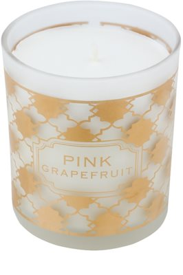 Michel Design Works Pink Grapefruit vela perfumado  em vidro (65-80 Hours) 1