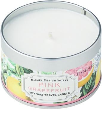 Michel Design Works Pink Grapefruit vela perfumado  Em placa (20 Hours)