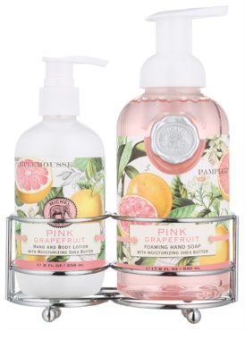 Michel Design Works Pink Grapefruit Kosmetik-Set  I.