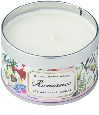 Michel Design Works Romance Scented Candle  in Tin (20 Hours)