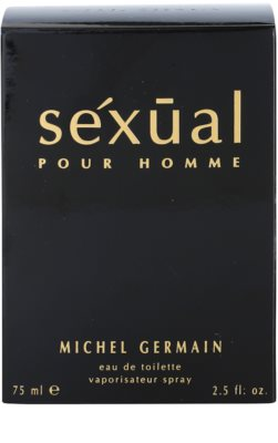 Michel Germain Sexual Pour Homme Eau de Toilette für Herren 4