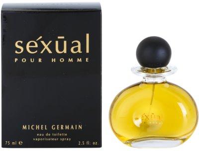 Michel Germain Sexual Pour Homme woda toaletowa dla mężczyzn