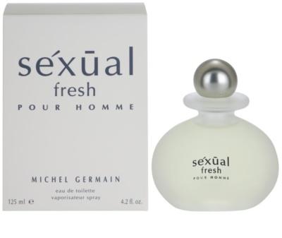 Michel Germain Sexual Fresh Pour Homme туалетна вода для чоловіків