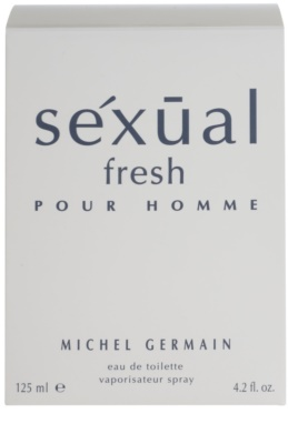 Michel Germain Sexual Fresh Pour Homme Eau de Toilette für Herren 4