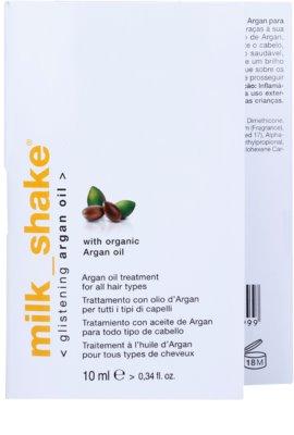 Milk Shake Argan Oil olejová péče s arganovým olejem pro všechny typy vlasů 1