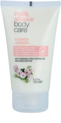 Milk Shake Body Care Flower Garden crema de maini hidratanta