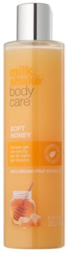 Milk Shake Body Care Soft Honey sprchový gél