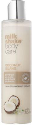 Milk Shake Body Care Coconut Island gel de ducha