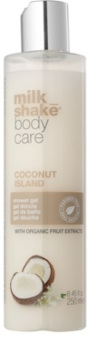 Milk Shake Body Care Coconut Island tusfürdő gél