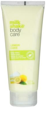 Milk Shake Body Care Lemon Cake hydratačný telový krém