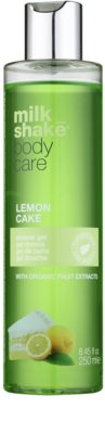 Milk Shake Body Care Lemon Cake gel de dus hidratant