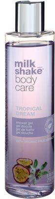 Milk Shake Body Care Tropical Dream feuchtigkeitsspendendes Duschgel