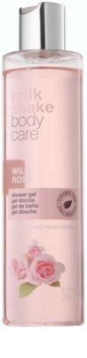 Milk Shake Body Care Wild Rose gel de duche hidratante