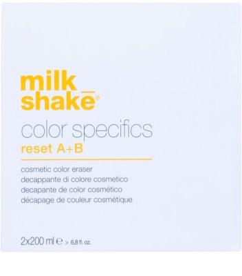 Milk Shake Color Specifics removedor de tinte para el cabello 1