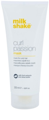 Milk Shake Curl Passion máscara para cabelo ondulado