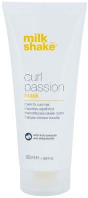 Milk Shake Curl Passion maska za valovite lase