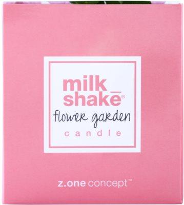 Milk Shake Flower Garden vela perfumada 2