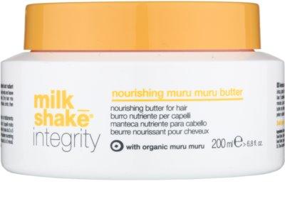 Milk Shake Integrity Mélyen tápláló vaj száraz és sérült hajra