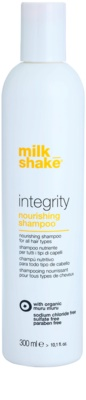 Milk Shake Integrity tápláló sampon minden hajtípusra