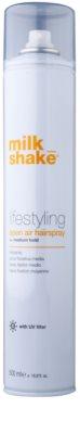 Milk Shake Lifestyling spray do włosów z filtrem UV