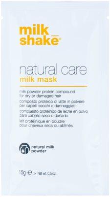 Milk Shake Natural Care Milk krepilna mlečna maska za lase