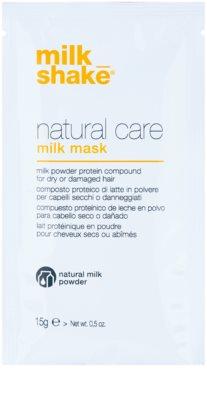 Milk Shake Natural Care Milk Masca de lapte pentru intarirea firului de par par