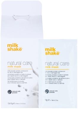Milk Shake Natural Care Milk máscara de leite fortificante para cabelo 1