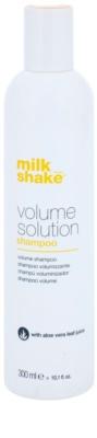Milk Shake Volume Solution Shampoo für Volumen und Glanz