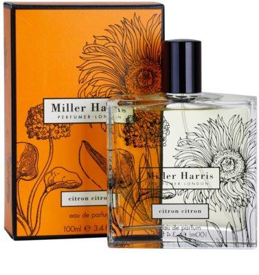 Miller Harris Citron Citron Eau de Parfum unissexo 1